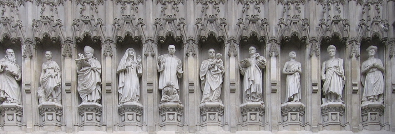 Westminster_Abbey_-_20th_Century_Martyrs - Montrealais