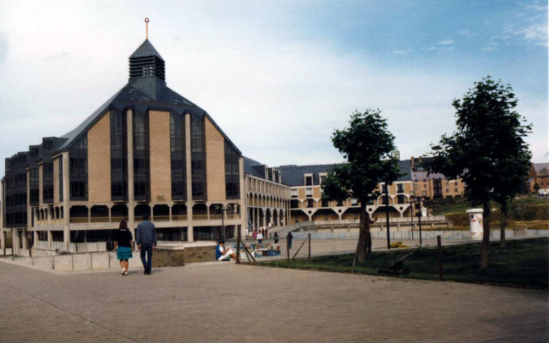 Catholic University of Louvain - Wikimedia