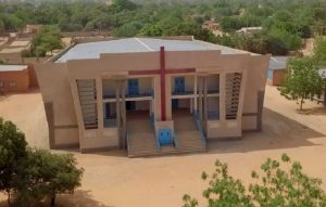 EERN-Boukoki 2 Church, Niamey, Niger - Samaritan's Purse