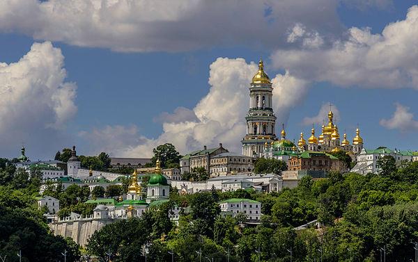 Kiev Caves Monastery
