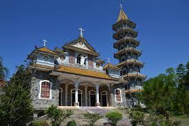 Thien An monastery