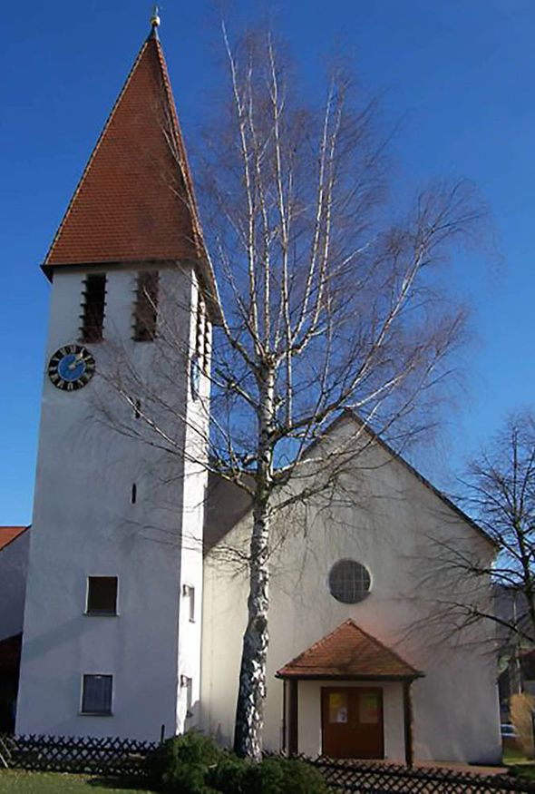 church--Schnaittach--Bavaria