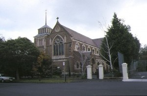St James church Brighton Australia - onmydoorstep com au