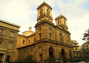 St Francis of Assisi Aleppo Syria
