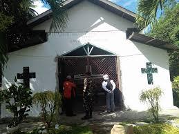 Chapel, Labo-Labo village, Shariff-Aguak towm, Mindanao, Philippines