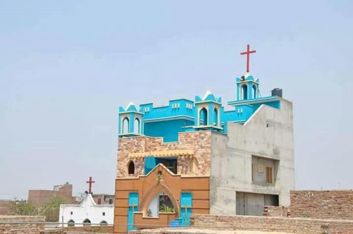 Christ Assemblies Church International Faisalabad - Christians in Pakistan