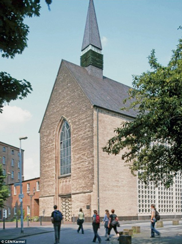 kamel-church-duisburg-germany
