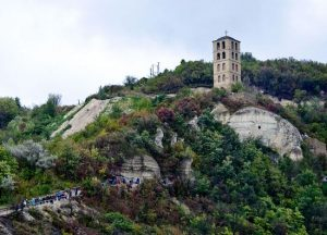 Layadova Monastery, Ukraine - courtesy Orthochristian dot com