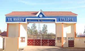 St Mary's Post Graduate College, Vidisha, Madhya Pradesh state, India