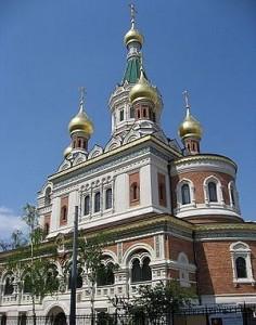 St Nicholas Cathedral Vienna Austria