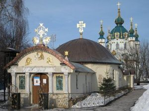 Tithes Monastery of the Mother of God, Kiev, Ukraine - images unian net