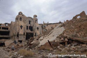 Virgin Mary Church, Deir ez-Zor, Syria