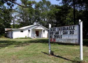 Oasis Tabernacle Church East Selma AL
